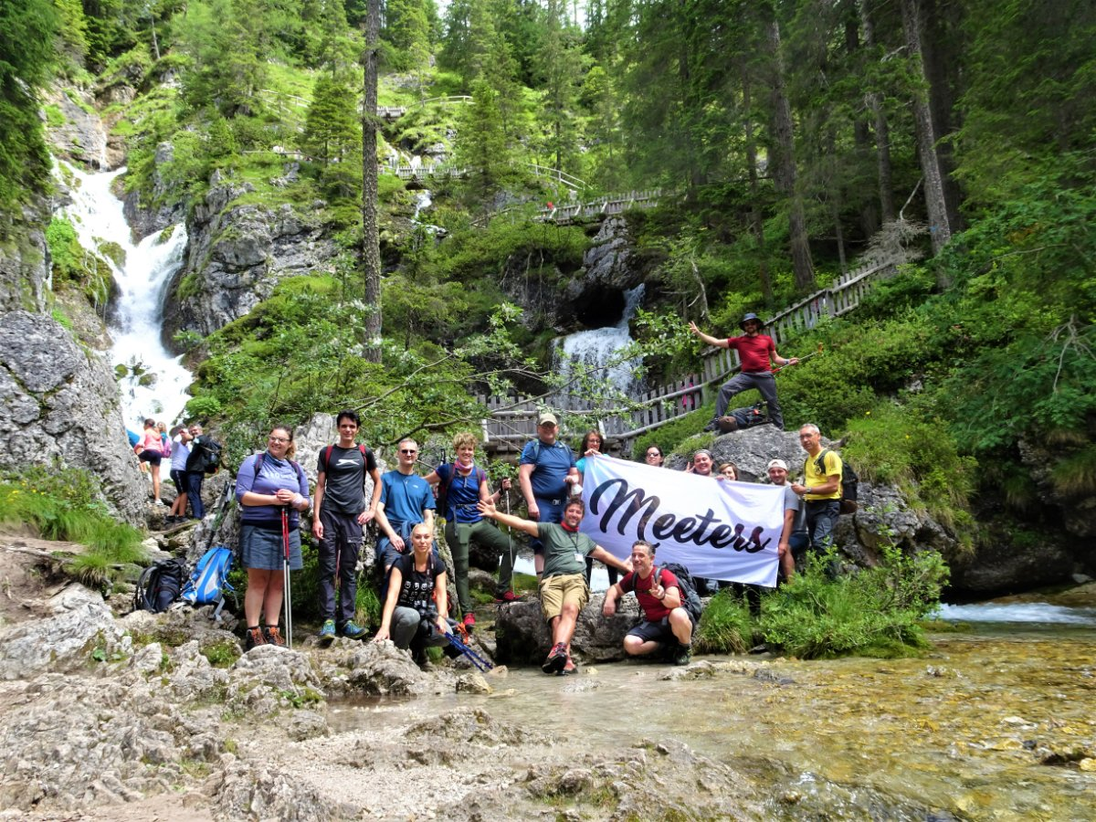 event-Le Dolomiti di Brenta: Escursione alle Cascate della Vallesinella