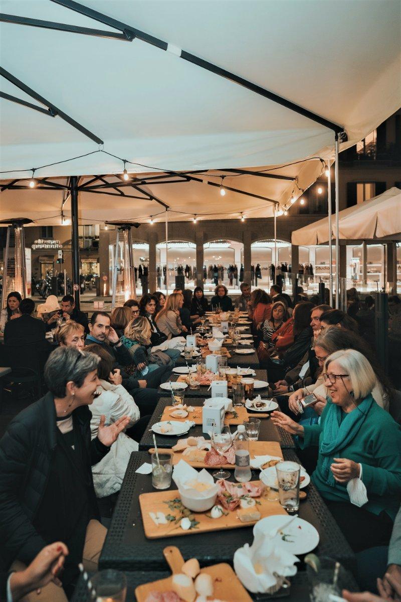 event-AperiMeeters nel Cuore di Milano a Brera [età 40-65]