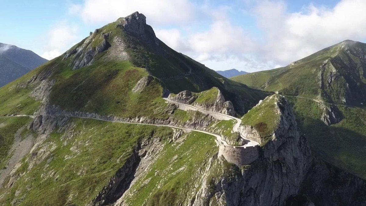 event-La Via del Sale di Limone Piemonte: Trekking tra Fortificazioni e Panorami