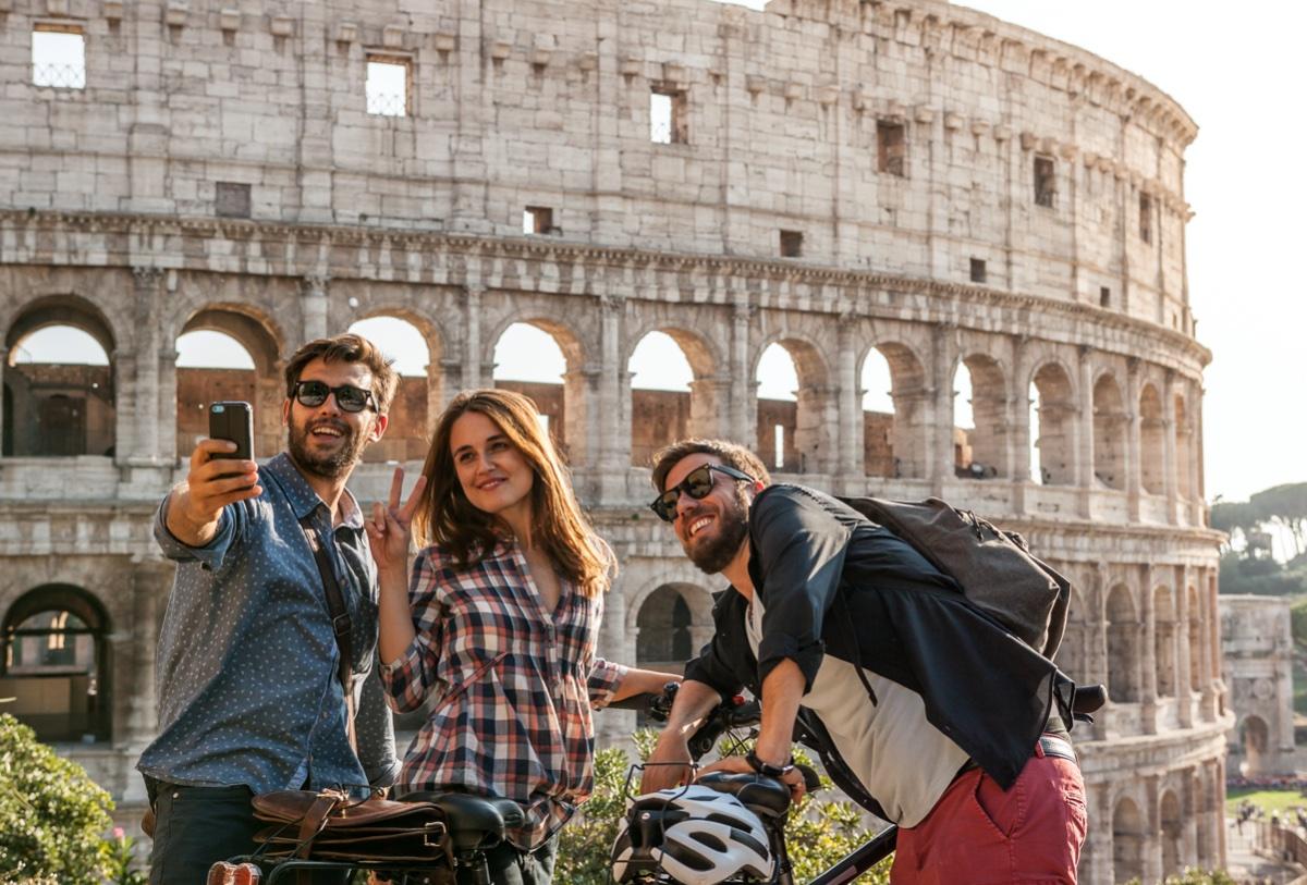 event-E-Bike Tour di Roma al Crepuscolo (Bici Inclusa)