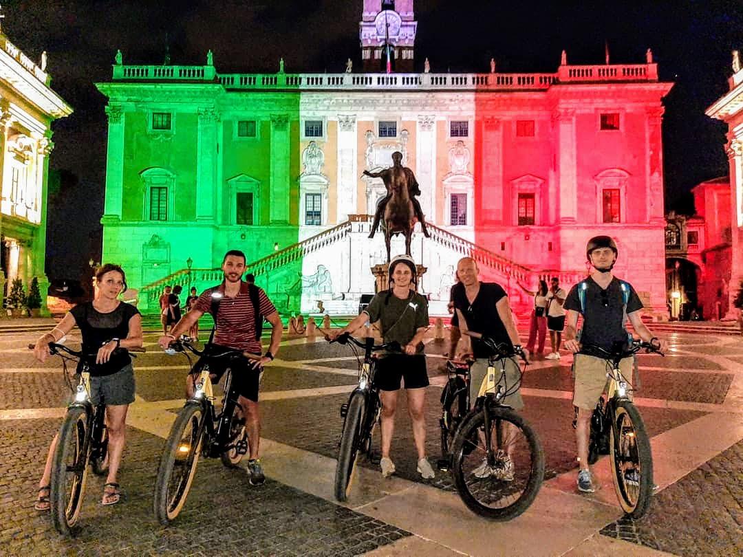 event-E-Bike Tour Serale di Roma (E-Bike Inclusa)