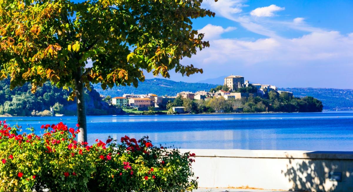 event-Tour in Bici Elettrica del Lago di Bolsena