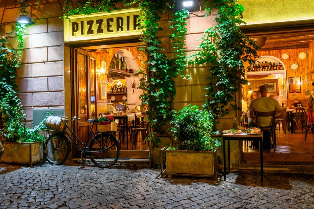 event-Pizzata Meeters nel Cuore di Trastevere [età 40-65]
