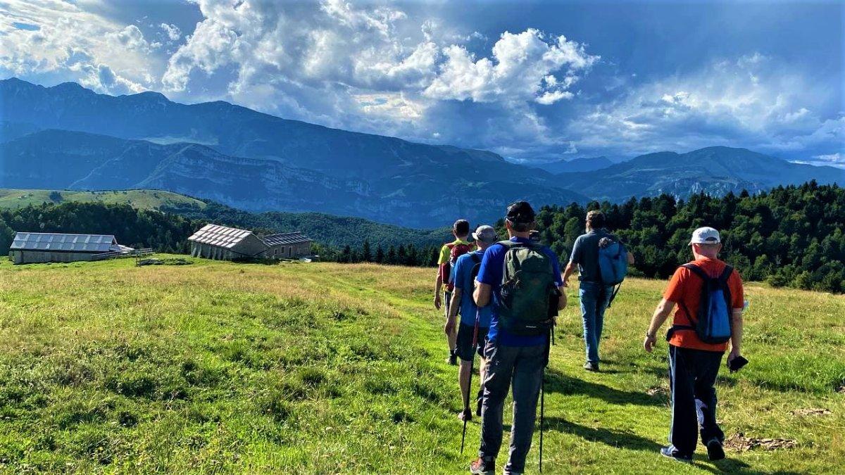 event-Giro delle Malghe nel Parco Naturale della Lessinia
