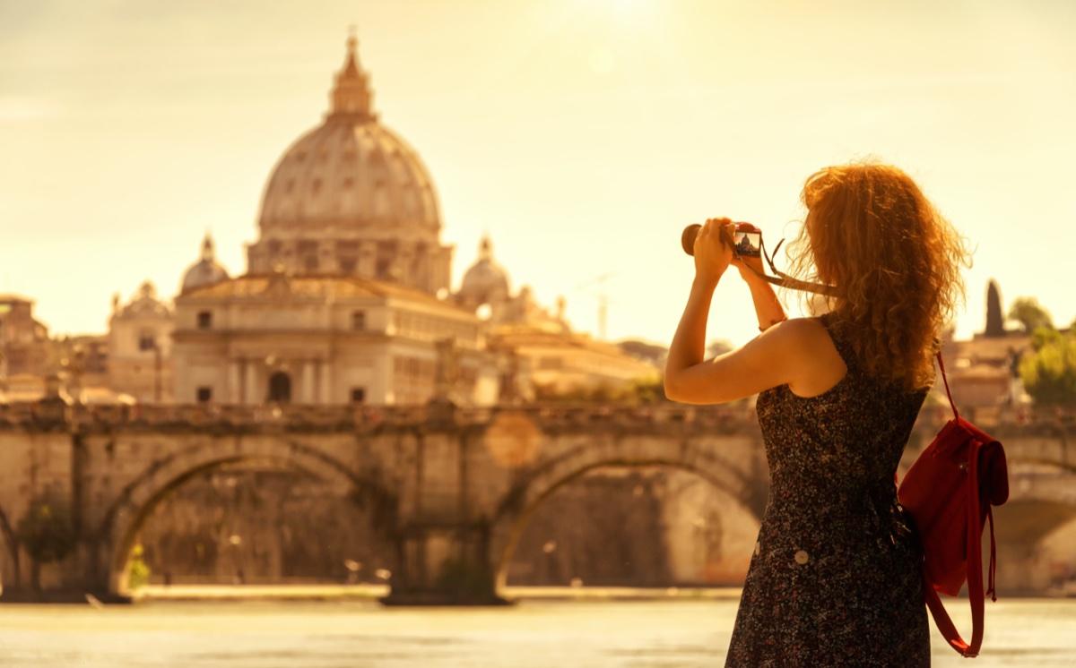 event-Photowalk con Fotografo: Roma Com'era, Roma Com'è