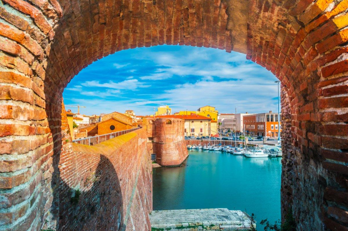 event-Lo storico Porto di Livorno: Passeggiata tra il Medioevo e il XVII Secolo