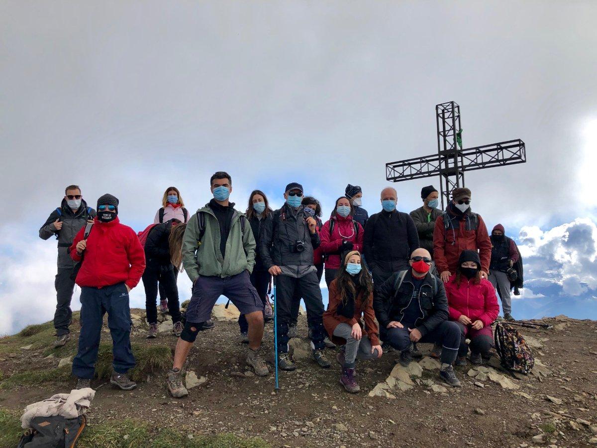 event-Trekking e Cena con Vista: Il Lago Calamone