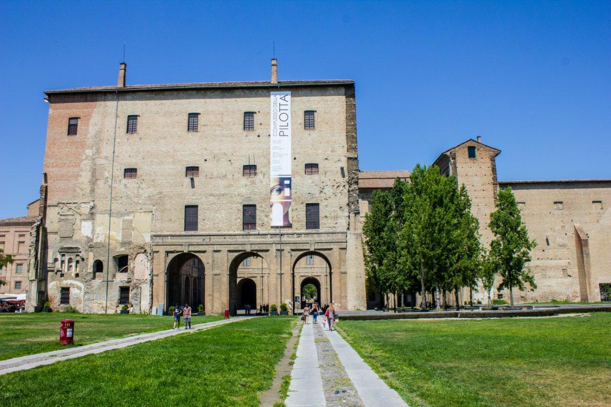 event-Tour Guidato a Parma: Il Palazzo della Pilotta