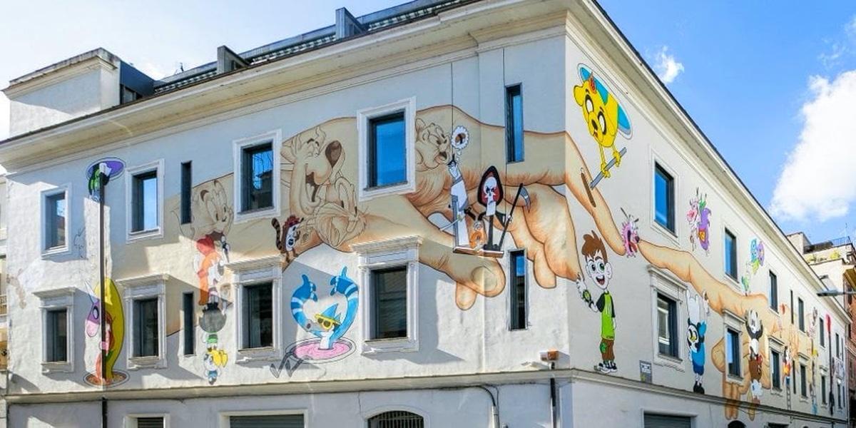 event-La Street Art di Roma: Passeggiata tra Ostiense e Testaccio