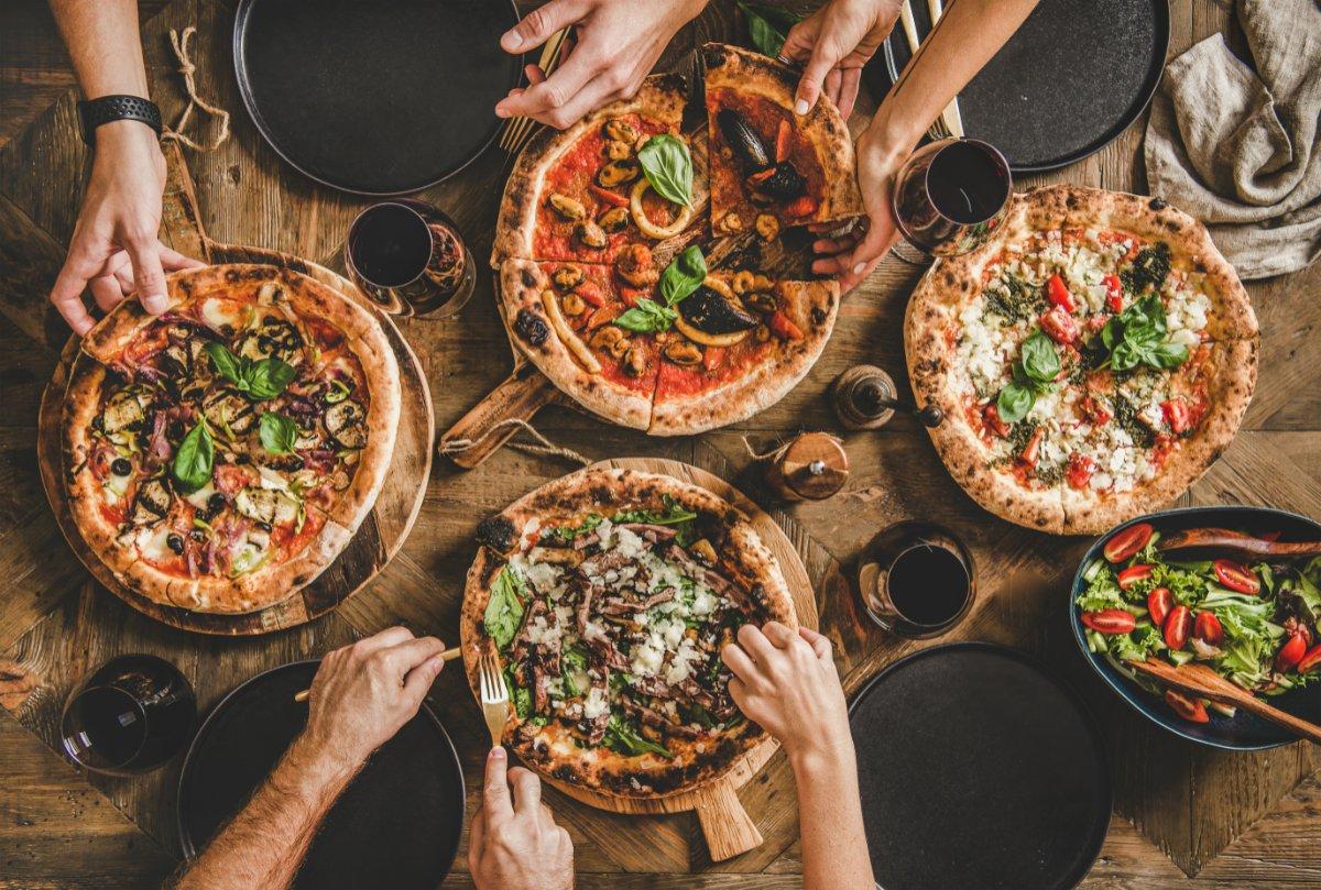 event-Pizzata Meeters nel Cuore di Milano [età 40-65]