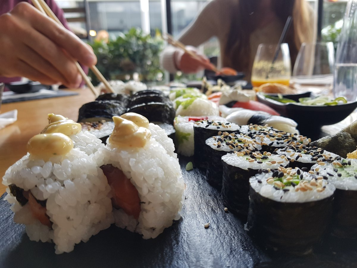 event-Sapori dal Mondo: Sushi All You Can Eat a Milano [età 40-65]