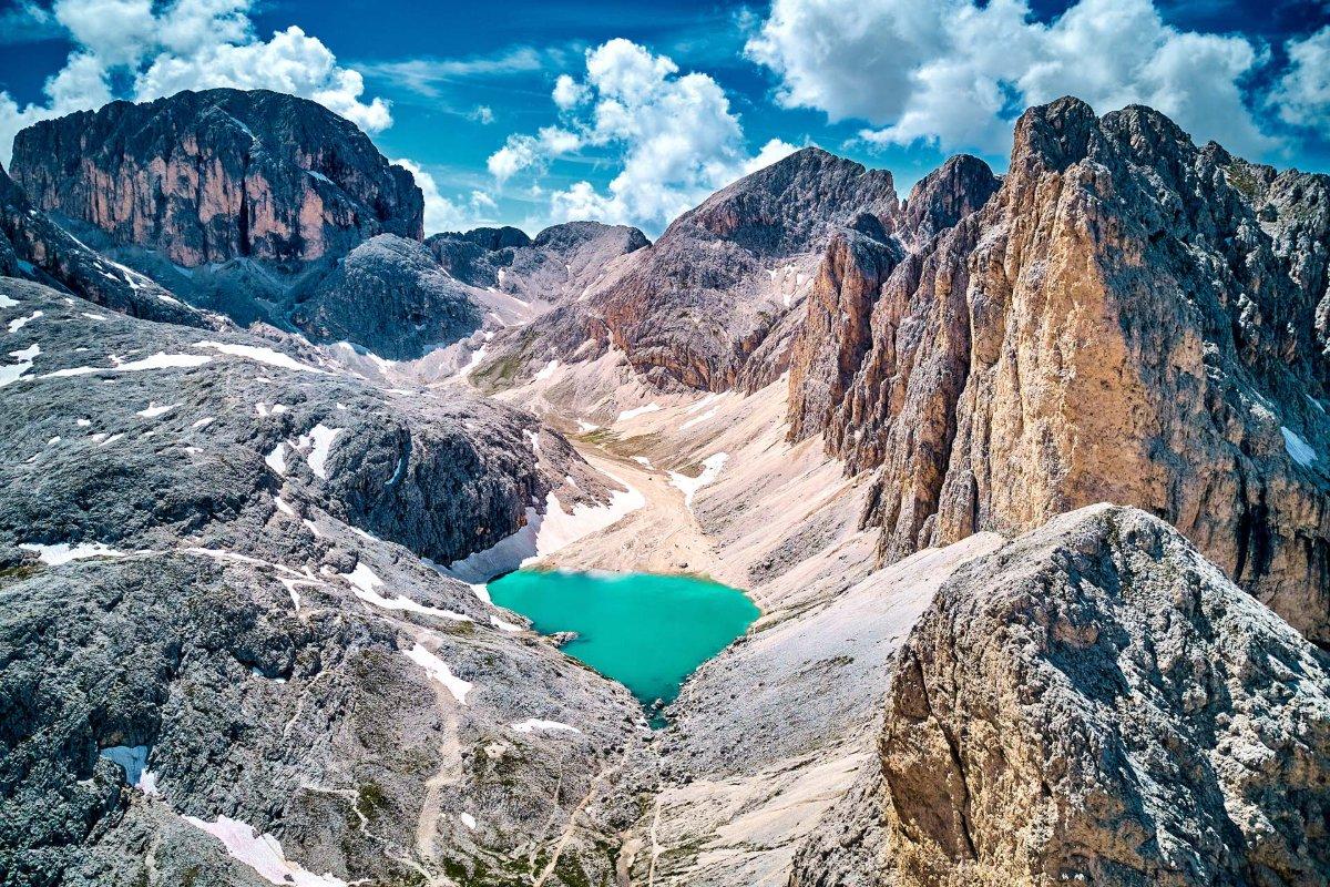 event-Il Lago di Antermoia: tra Roccia e Cielo