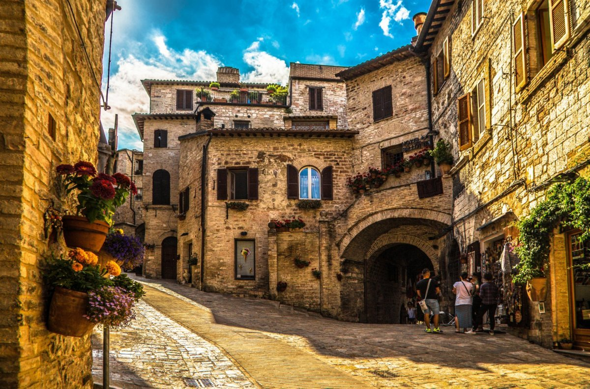 event-🎃Halloween in Umbria: tra Borghi Medievali e Degustazioni🎃