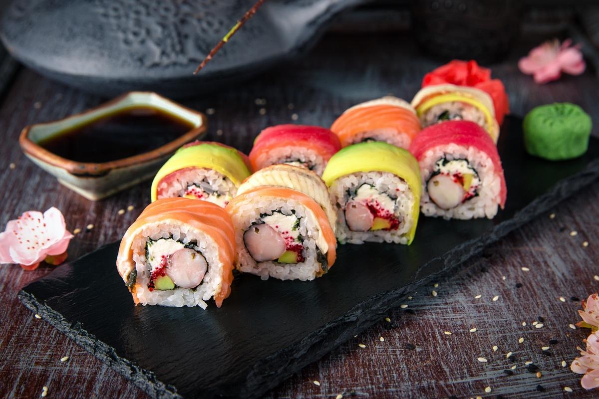 event-Sapori dal Mondo: Sushi All You Can Eat a Padova [età 40-65]