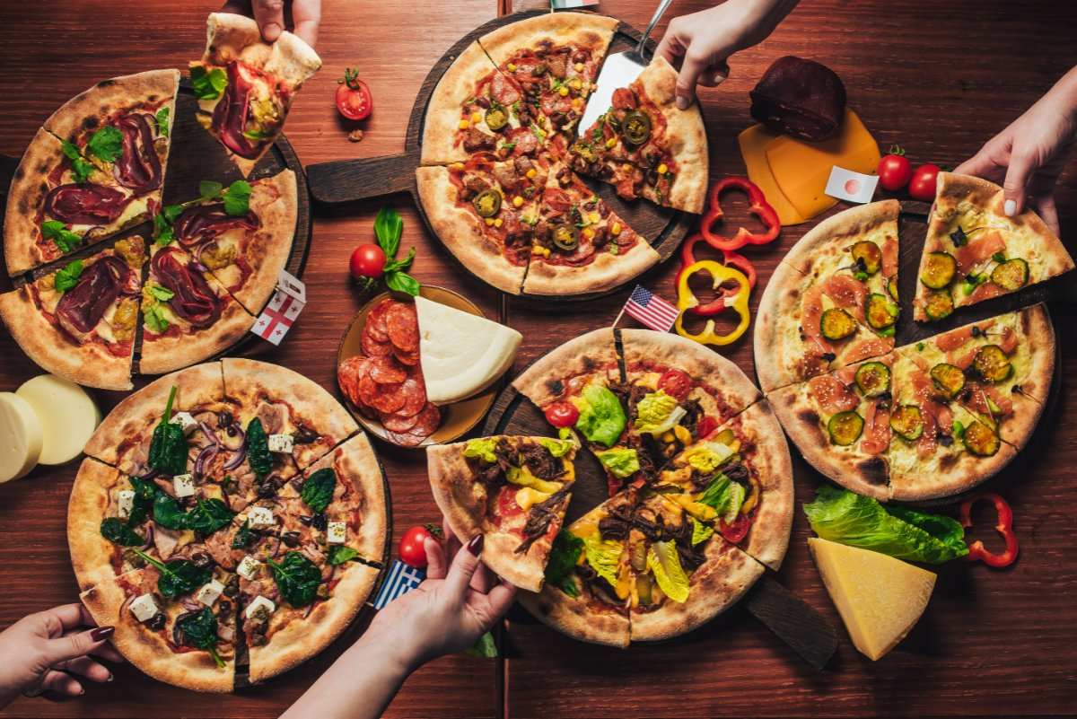 event-Pizzata Meeters a Torino [età 40-65]