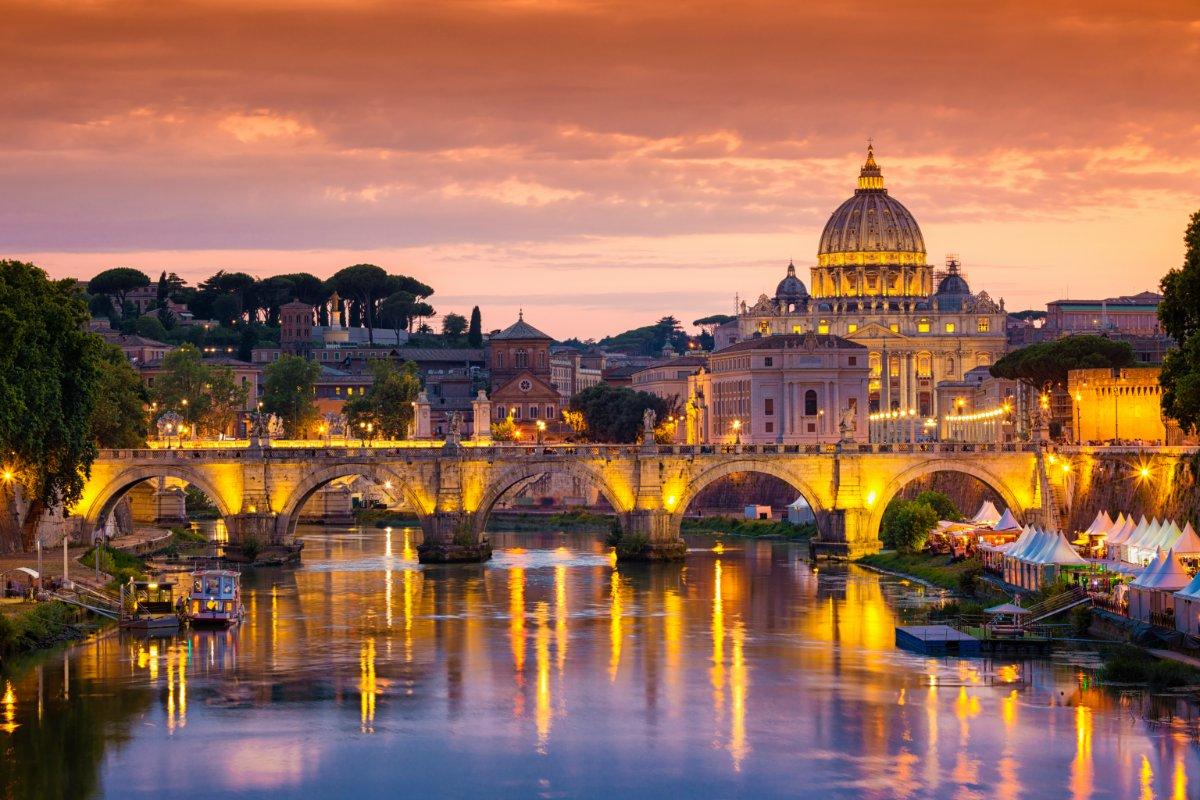 event-Il Fascino della Città Eterna: Quattro Giorni a Roma
