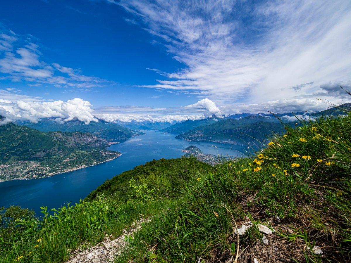 event-Lungo i Sentieri del Monte San Primo: Un Balcone sul Lago di Como