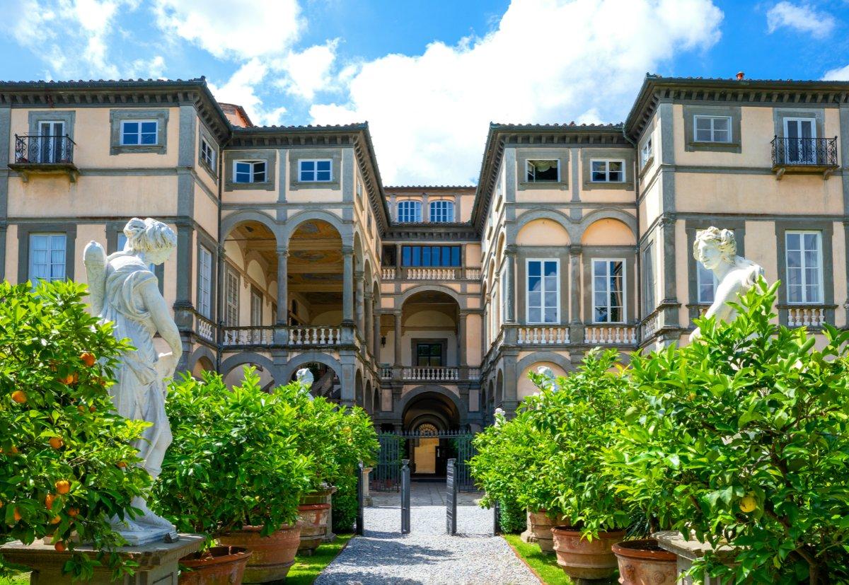 event-Lucca Barocca: Visita a Palazzo Pfanner