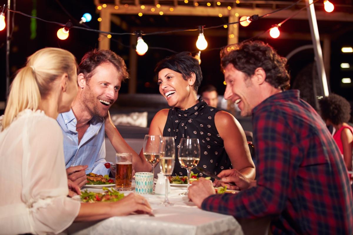 event-Festa dei Single Meeters: Hamburger a Roma [età 40-65]