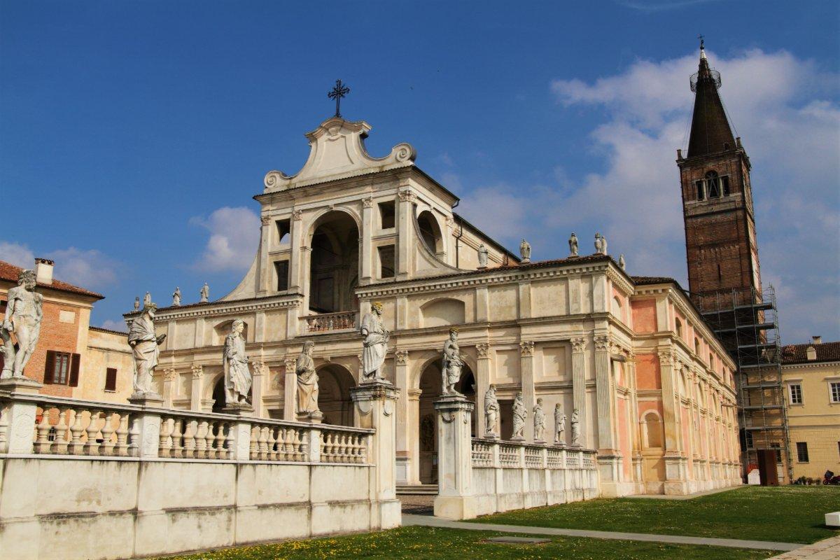 event-I Tesori di Mantova: Visita dell'Abbazia di San Benedetto Po