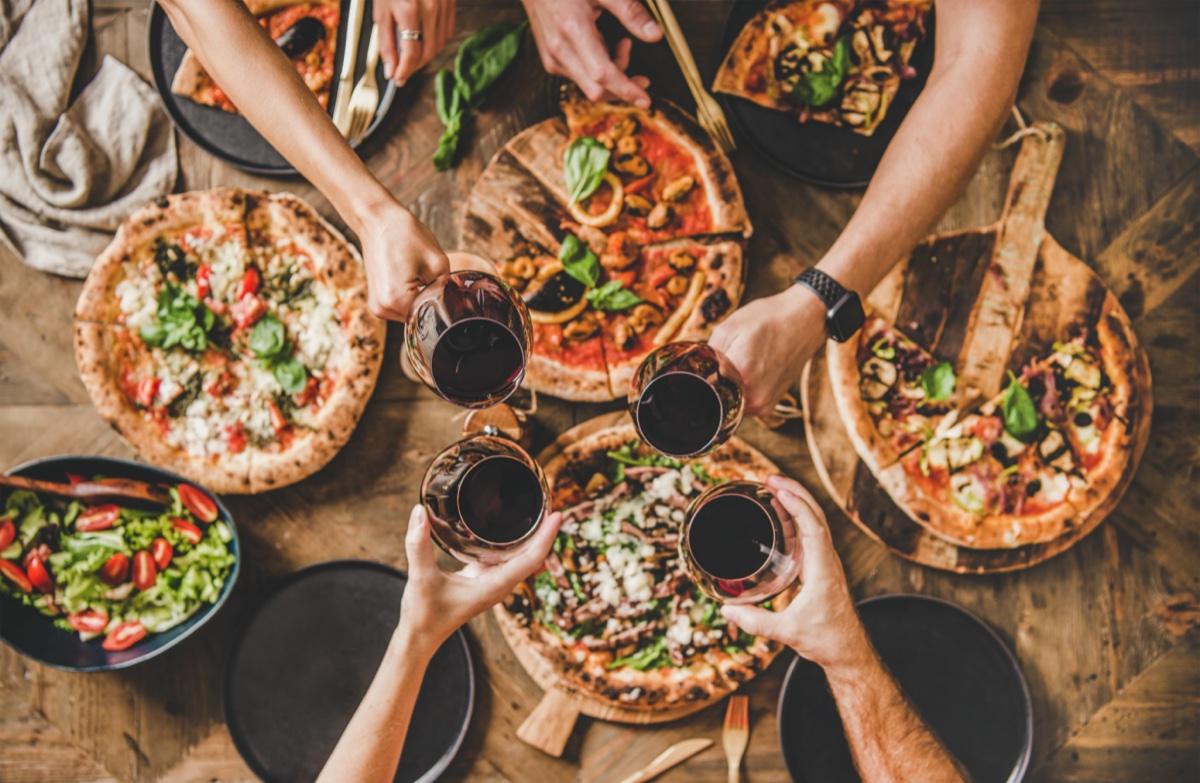 event-Pizzata Meeters nel Cuore di Latina [età 25-40]