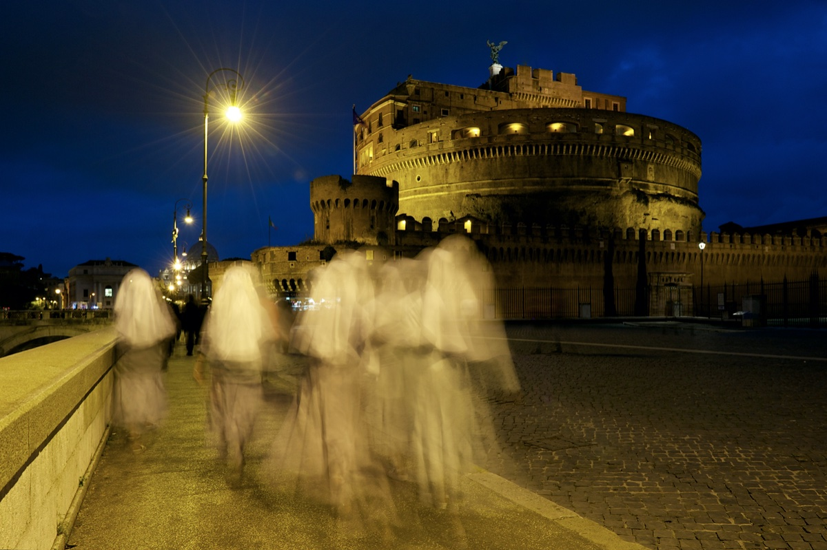 event-🎃Halloween: Tour Serale alla Ricerca dei Fantasmi di Roma🎃