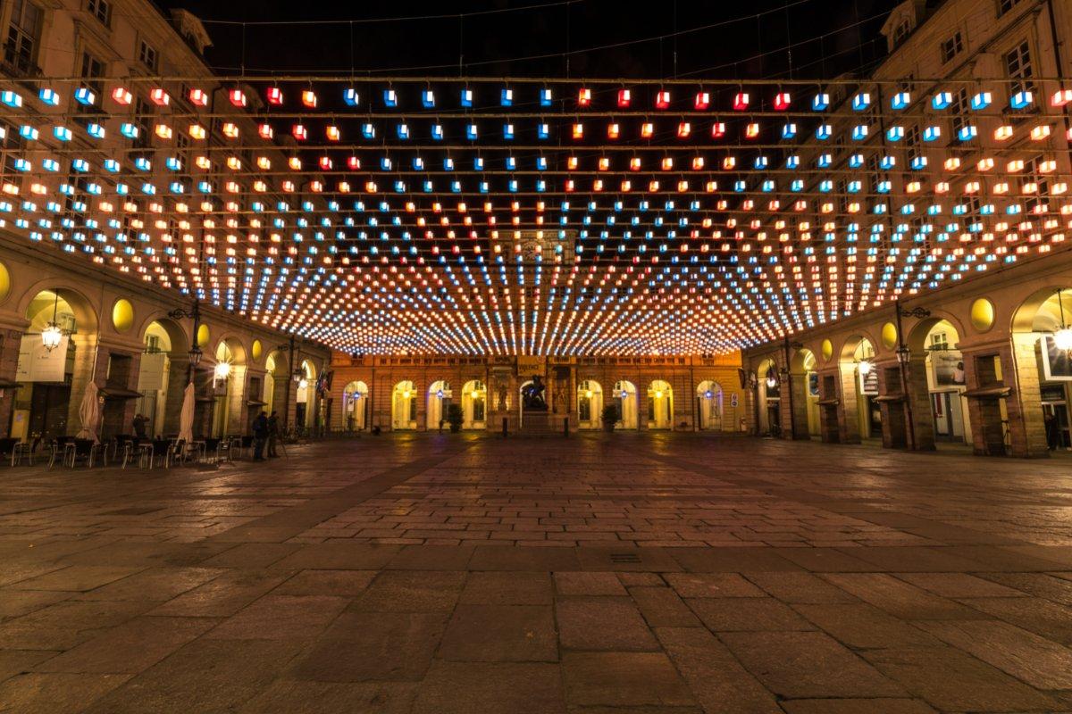 event-Luci d'Artista a Torino: Visita alla Capitale Contemporanea