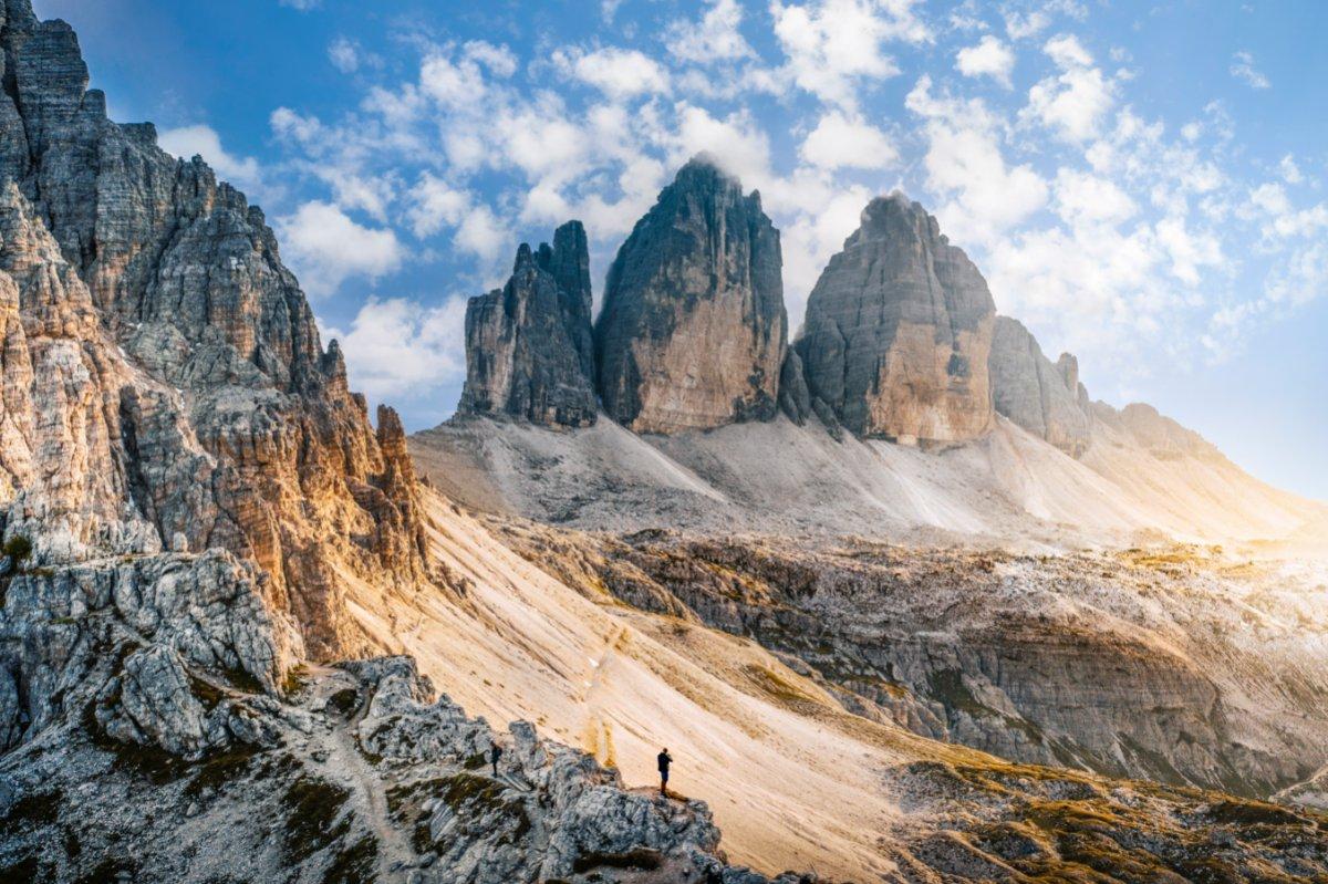 event-Trekking alle Tre Cime di Lavaredo: Il Simbolo delle Dolomiti