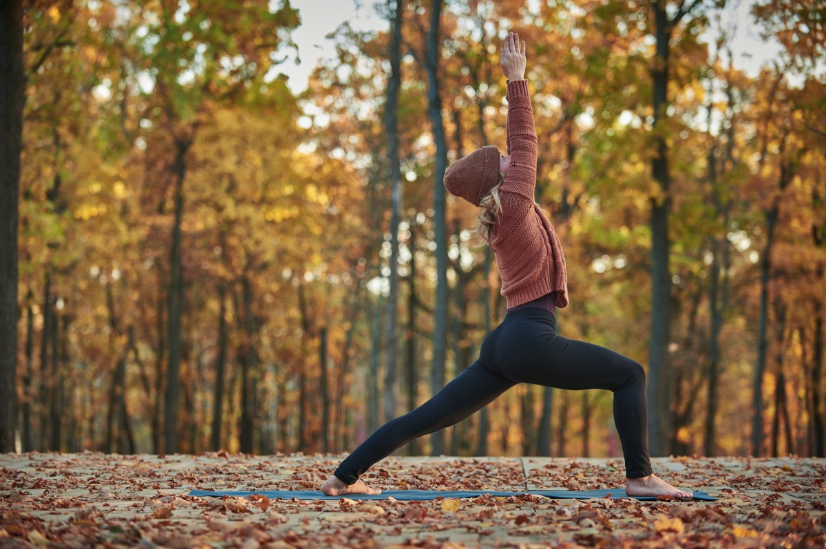 event-Trekking d'Autunno con Yoga sul Campitellino dei Monti Simbruini