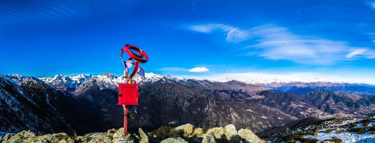event-Punta Sourela: Trekking sulla Vetta Piemontese