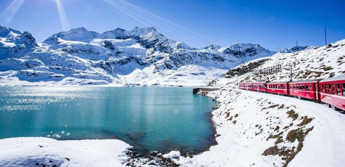 event-Ponte dell'Immacolata sulla Neve: Terme di Bormio, Trenino del Bernina, Pizzoccheri e Ciaspole