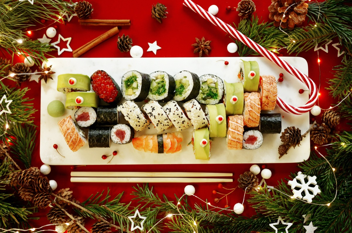 event-Sapori dal Mondo: Sushi a Volontà al Wild Ginger [per tutte le età]